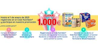 Gana hasta 1.000 € con Club Nutribén