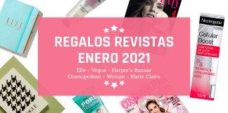 Regalos revistas Enero 2021