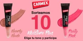 Carmex sortea 10 Moisture Plus