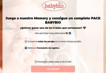 Consigue gratis un completo Pack Babybio