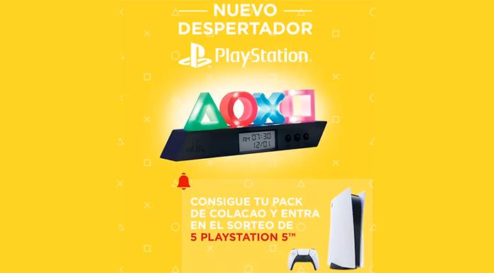 ColaCao sortea 5 consolas PlayStation 5