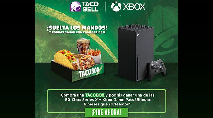 Gana una Xbox con Taco Bell