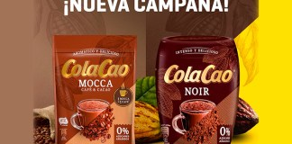 Muestras gratis de lo nuevo de ColaCao con Samplia