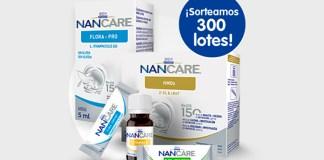 Prueba gratis la gama de complementos Nestlé Nancare