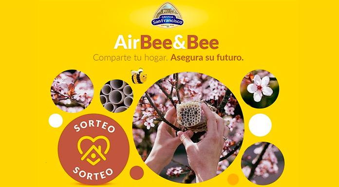 Consigue un nido de abejas con Granja San Francisco