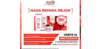 Reembolso de Elvive Total Repair 5