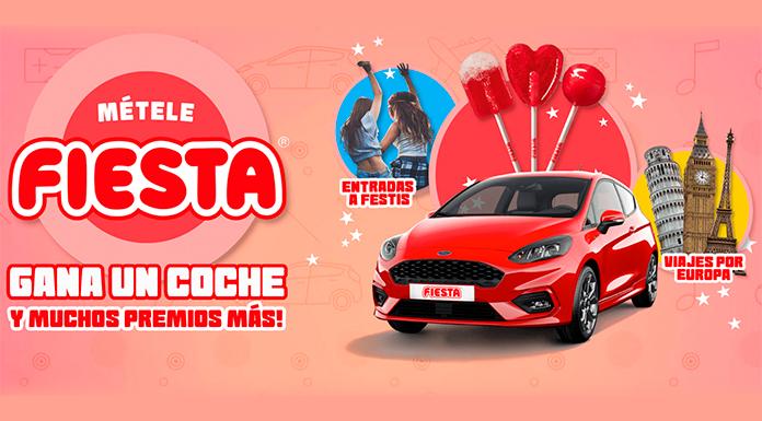 Gana un coche y otros premios con Fiesta