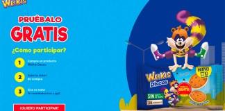 Prueba gratis Weikis Discos