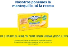 Sortean 500 neveritas con mantequilla tradicional Central Lechera Asturiana