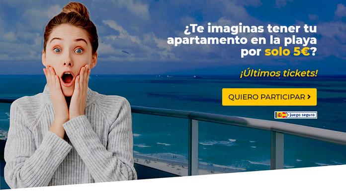 Gana una casa por 5 euros con Lottofy