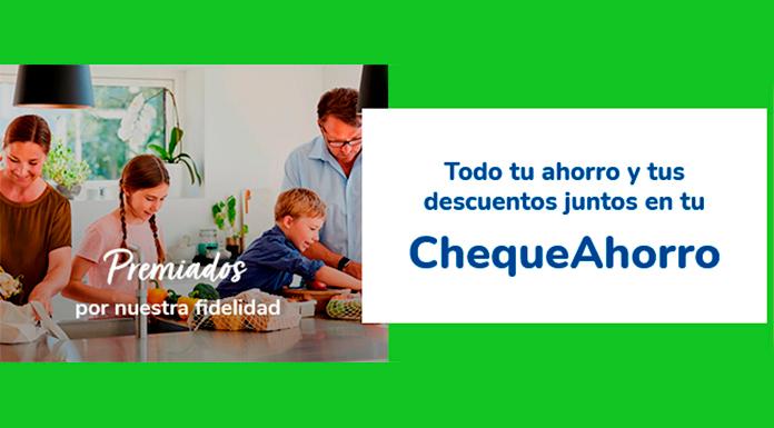 Ahorro y descuentos con ChequeAhorro de Carrefour
