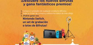 Gana una Nintendo Switch con Pascual