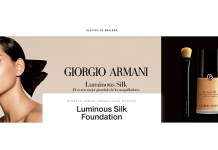 Muestras Gratis de Luminous Silk Foundation