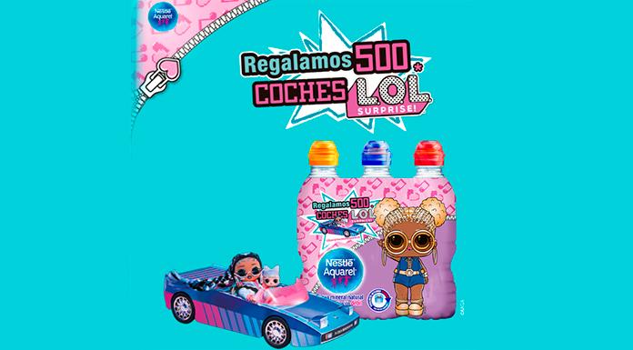 Regalan 500 coches L.O.L Surprise