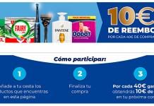10 euros de reembolso en Amazon