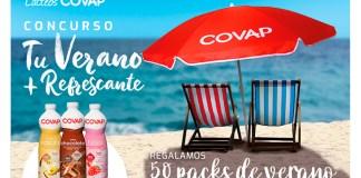 Consigue un fantástico pack de verano Covap