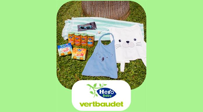 Hero Baby sortea 6 packs para bebés