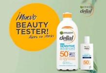 Nuevo Beauty Tester: Dan a probar gratis Delial