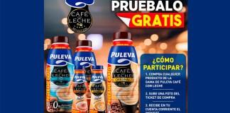 Vuelven a dar a probar gratis Puleva Café con Leche