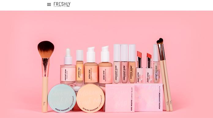 Freshly Cosmetics sortea 5 lotes de productos