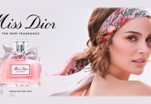Muestras Gratis de Miss Dior Eau de Parfum
