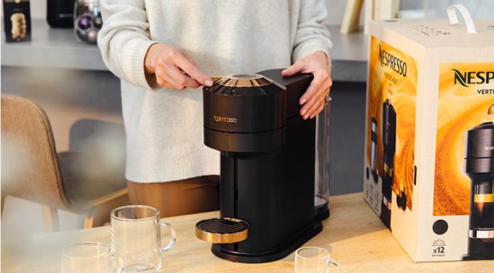Prueba gratis Nespresso Vertuo con Sampleo