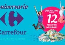 Consigue vales con Carrefour
