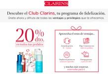 Ventajas y privilegios del Club Clarins