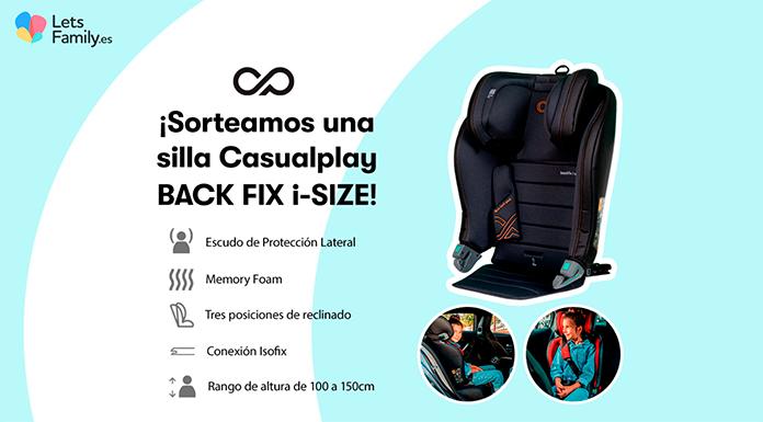 Lets Family sortea una silla Casualplay