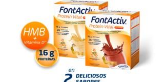 Prueba gratis FontActiv Protein Vital
