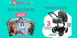 Revista Mi Bebé Y yo + sorteo del mes
