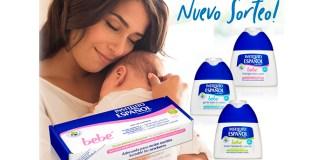 Sorteo de un set bebé de Instituto Español