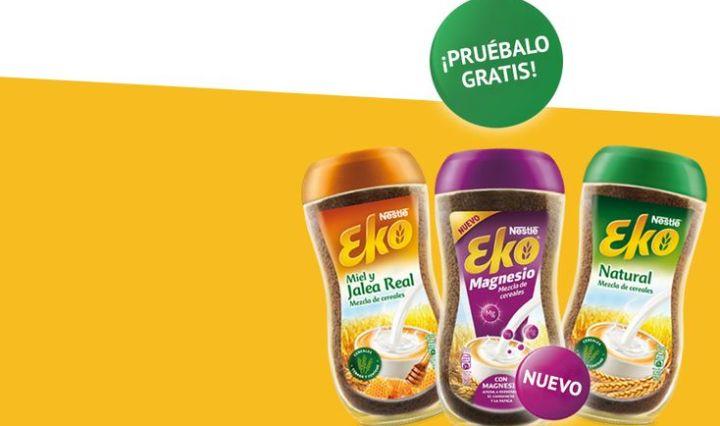 Prueba gratis Nestlé EKO