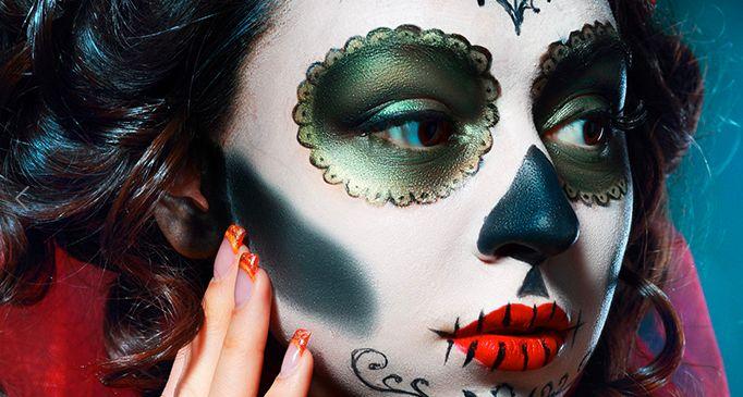 Disfraces de novia cadaver para Halloween