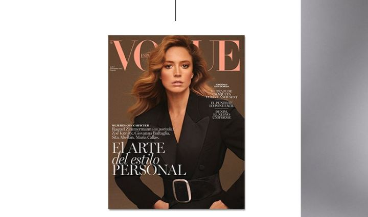 Revista de Vogue gratis