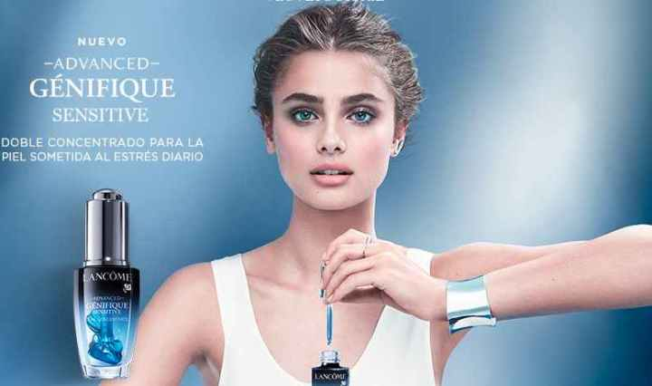 Muestras gratis de Lancôme: nuevo Advanced Génifique Sensitive