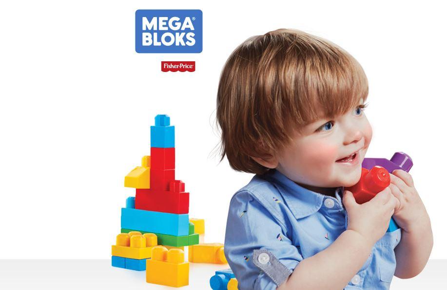un pack de Mega Bloks gratis