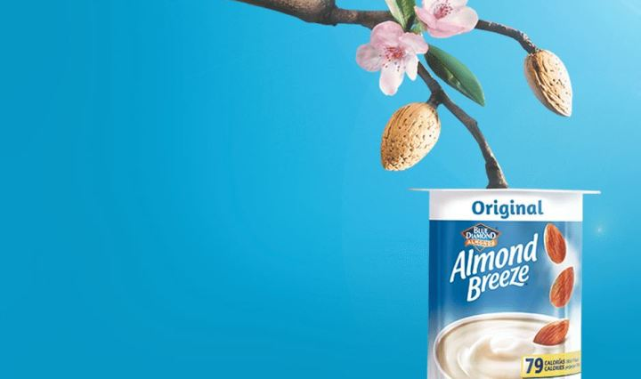 Sorteo de Almond Breeze