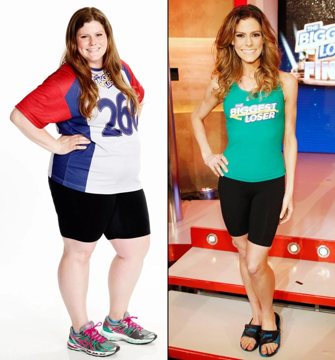Rachel Frederickson - Biggest Loser Winner