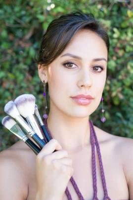 Eco, Organic, Cruelty-Free Makeup Artist and Esthetician, Megan Porschen