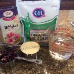 Make your own | Very Berry Hibiscus Refresher