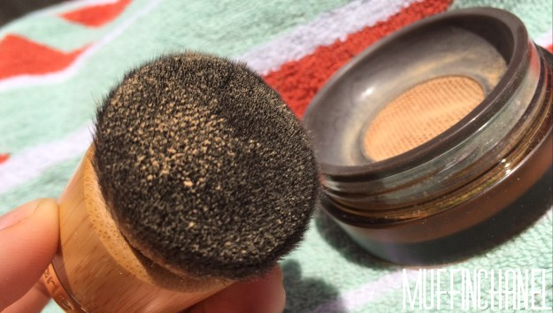 muffinchanel tarte cosmetics review Amazonian Clay Foundation Airbrush Airbuki CC Primer Review