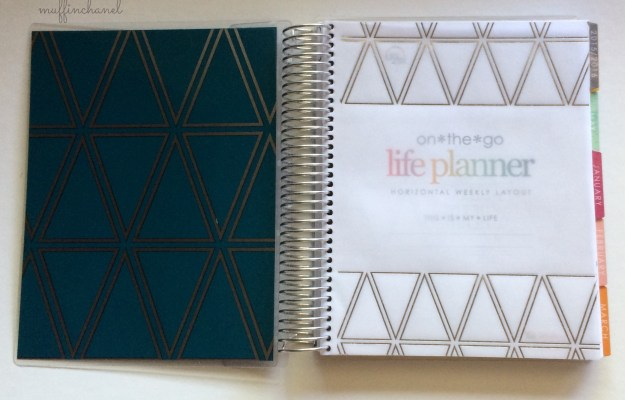 muffinchanel 2016 erin condren life planner life planner horizontal layout 2015 comparison + review inside cover