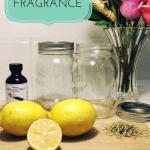 DIY Home Fragrance