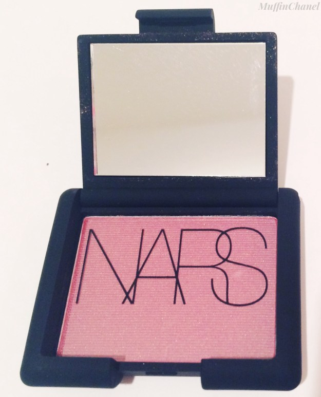 muffinchanel vib rouge renewal gifts nars blush goulue packaging cute