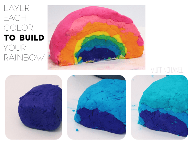I need this bubble bar in my life #obsessed DIY Rainbow Bubble Bar recipe LUSH Inspired muffinchanel DIY bubble bars recipe. so cute. I love these. size comparison with LUSH bubble bars the comforter fluffy white clouds and blue sky karma bubble bar the unicorn horn brightside bubble bar make