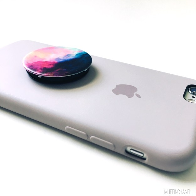 outlet store 3d992 0e7d3 Do Popsockets Stick to Apple Silicone Cases? - MuffinChanel