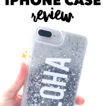 Casetify Glitter Case Review