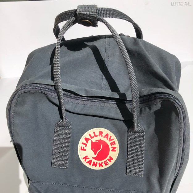 """I take my Kanken with me every single day and it s holding up really well.  I wanted to get a """"neutral"""" color rather than the brighter ae627bdd211ed"""