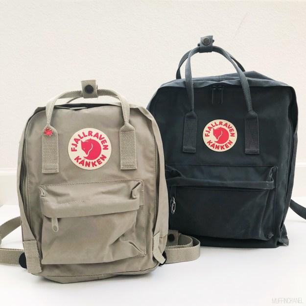echt goedkoop waar kan ik kopen fabriek authentiek Fjallraven Kanken Mini Backpack Review - MuffinChanel